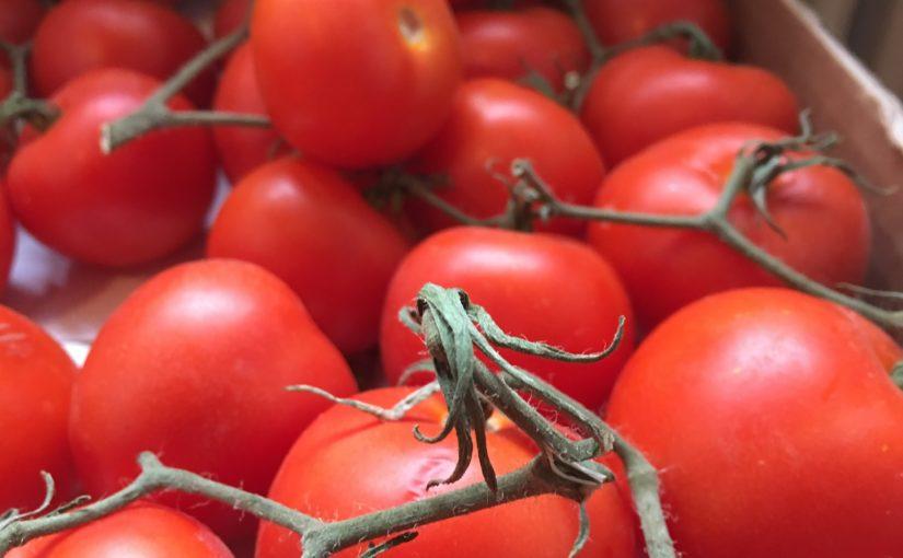 Zu viele Tomaten… ;)